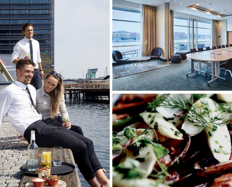 Møder på Copenhagen Marriott